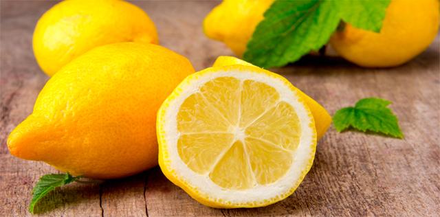 Con il limone fai scorta di antiossidanti