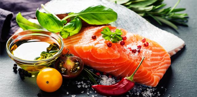 Col pesce fai il pieno di grassi buoni
