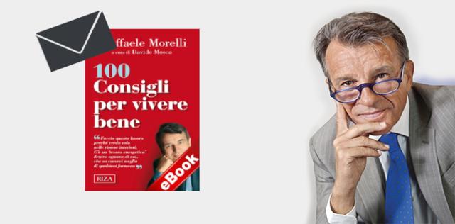 Riza ti regala un libro di Raffaele Morelli