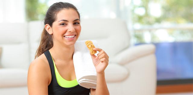 Barrette proteiche: preparale così per un pieno di energia