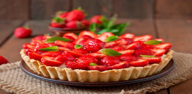 Il super dolce di maggio è la torta alle fragole