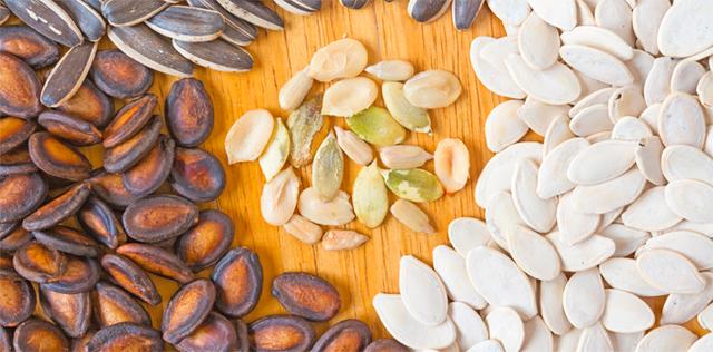 Meravigliosi semi oleosi: ecco quelli che ti servono di più