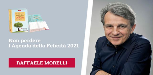 L'Agenda della Felicità 2021 di Raffaele Morelli