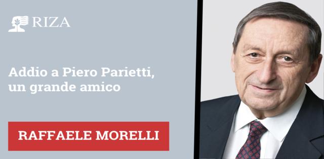 VIDEO Addio a Piero Parietti, un grande amico