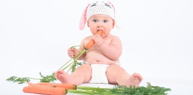 Bimbi e dieta vegetariana: si può?
