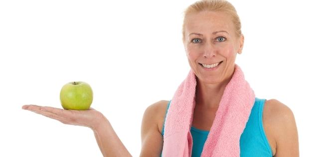 Dimagrire in menopausa?  Segui i consigli giusti e ritrovi il peso forma