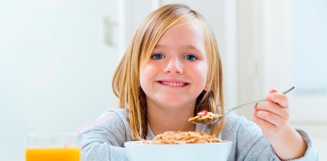I cereali integrali aiutano lo sviluppo dei bambini