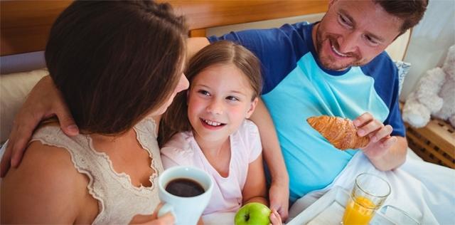 Una buona colazione è il pasto principale della dieta sana e naturale